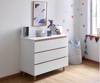 Cómodas Juveniles Cajoneras Para Dormitorios De Niños