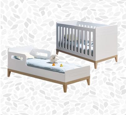 Mobiliario bebé, cunas, cómodas, cambiadores y armarios