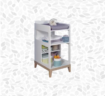 Habitaciones beb y mobiliario beb armarios c modas - Mobiliario habitacion bebe ...
