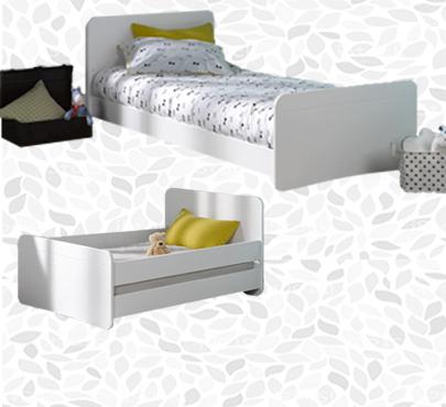 Camas infantiles y juveniles para dormitorios de ni os - Modelos de camas nido para ninos ...