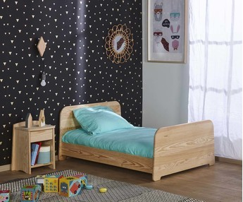 Cama Convertible Natural Eden