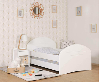 Cama evolutiva SPOOM Blanca