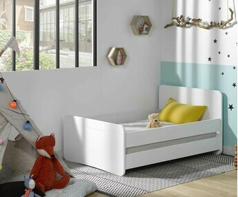 Cama evolutiva WILLOW Blanca