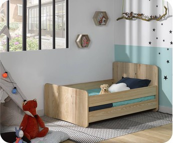 Cama evolutiva WILLOW Natural