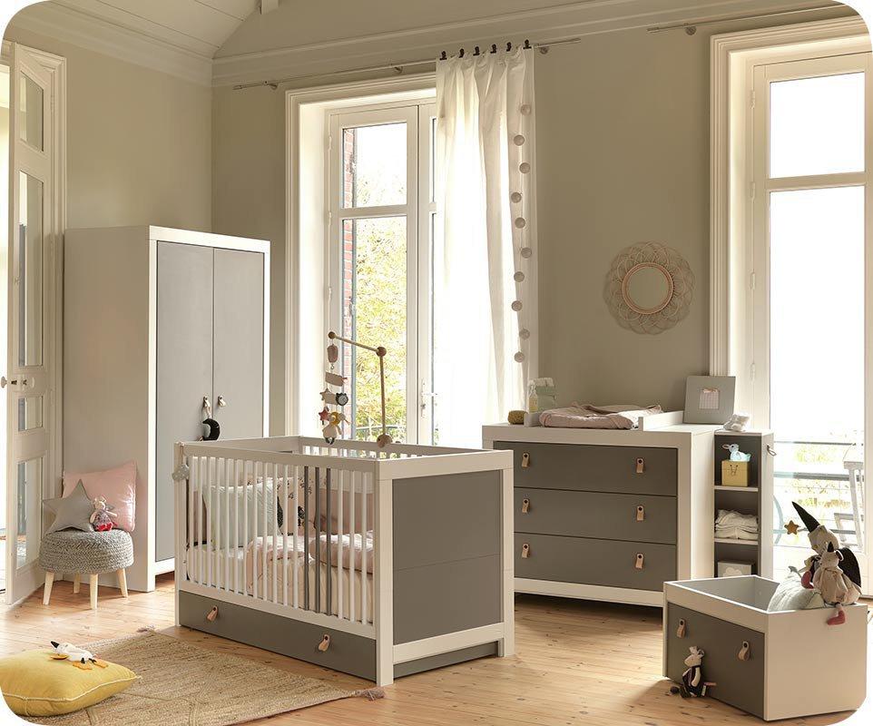 Habitaci n beb completa cocoon - Mobiliario habitacion bebe ...