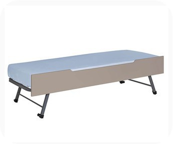 Cama nido supletoria 90x200cm, Lino Sleep'In