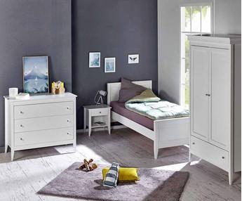Comprar Dormitorios Juveniles Cama Mesita Cómoda Armario