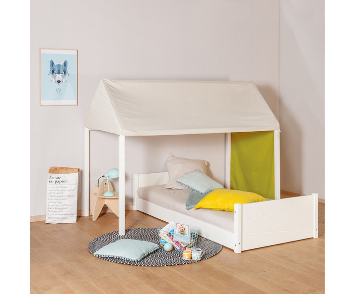 Pack Cama Casita Modulable - Aho