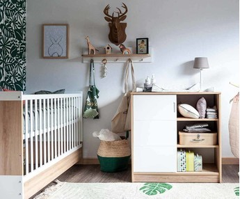 Mini dormitorio bebé - Holly