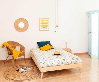 Cama Infantil Moderna - Honey