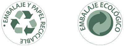 Embalajes reciclados y ecológicos