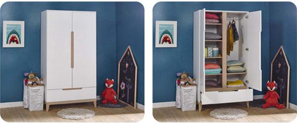 Armarios para ni os muebles de almacenaje juvenil - Armarios de bebes ...