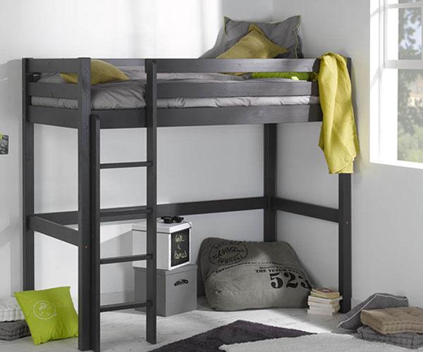 Camas altas para ni os para el dormitorio de tus hijos Recamaras para ninos en espacios pequenos