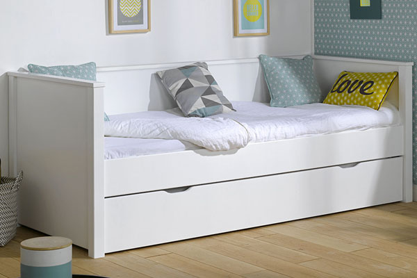 Camas dobles infantiles camas nido juveniles Estructura cama 90x200