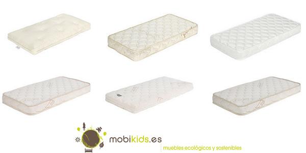 Colchones para cuna en Mobikids