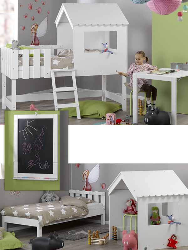 Cuartos para niños, habitaciones infantiles y juveniles