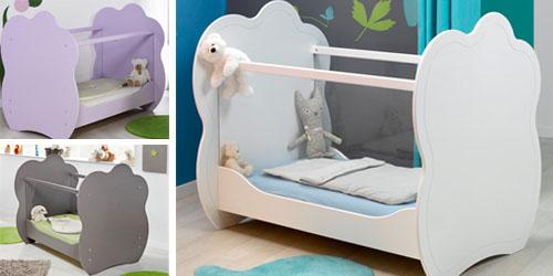 Cuna de bebé ALTEA para habitación ALTEA