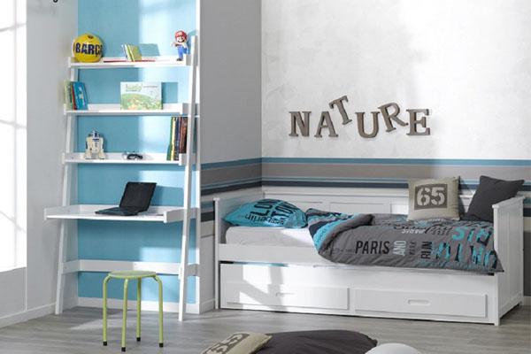 Variedad en dormitorios infantiles baratos para niños