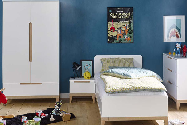 Dormitorios para ni os habitaciones juveniles - Dormitorios para nino ...