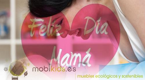 Dia de la madre en Mobikids