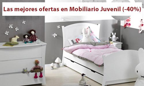 Mobiliario juvenil. Ofertas Navidad 2013. Mobikids