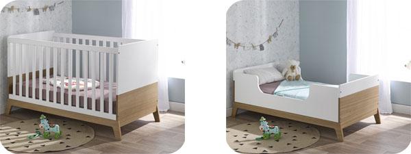 Cuna para cama completa la habitaci n de tu beb - Cuna o cuna convertible ...