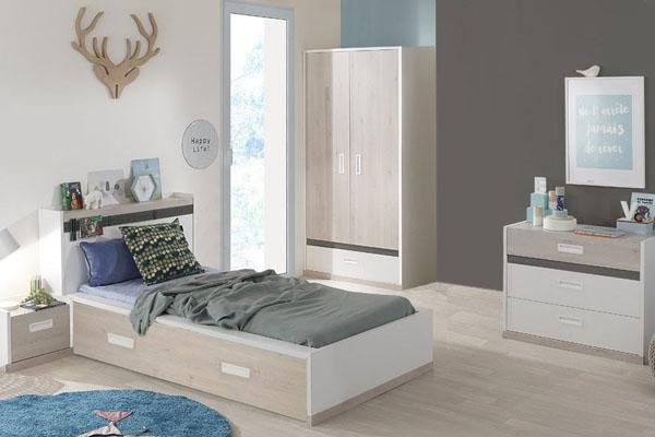 Dormitorios para ni as habitaciones infantiles ni a for Dormitorios para 4 ninas