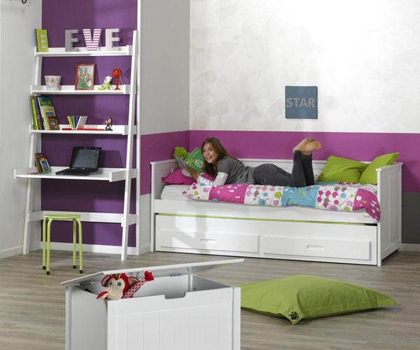 Habitaciones juveniles originales para tus hijos