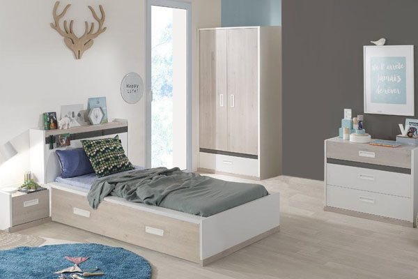 Variedad de habitaciones modernas para jovenes for Habitaciones modernas