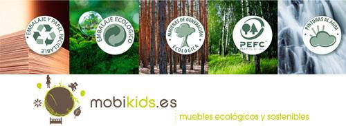 Mobiliario ecológico y sostenible