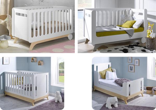 Lo que necesita un recién nacido, habitación de bebé